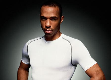 Thierry Henry, pasión por el fútbol