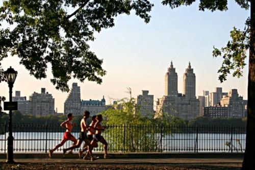 Dónde hacer deporte en Nueva York