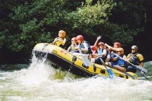 Deportes Extremos, rafting 1