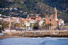 Sitges en Barcelona un destino de spa, relax y fitness