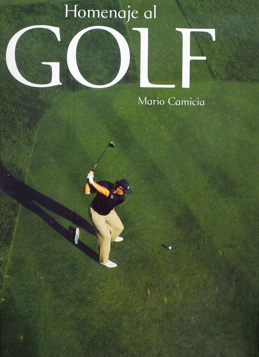 Homenaje al golf