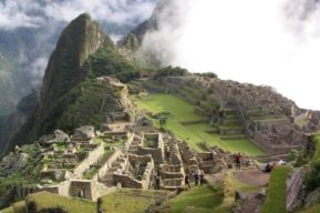Senderismo en Machu Picchu