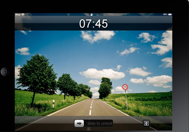 Vivir la experiencia de tener un iPad