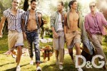 La primavera- verano 2011 de Dolce & Gabbana 1