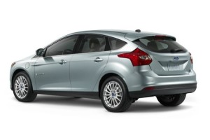 Ford Focus Electric, el coche gadget 1