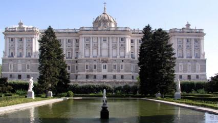 Recorriendo la bella ciudad de Madrid