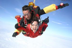 El paracaidismo, el maravilloso arte de volar 1