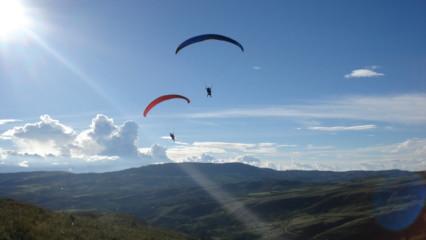 Parapente, vivir el sueño de volar