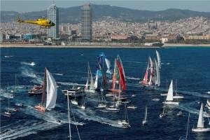 La Barcelona World Race 1