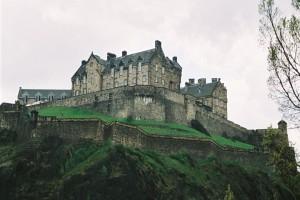 Viaje a Escocia, visita al Castillo de Edimburgo 1