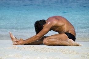 El calentamiento muscular