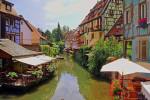 Francia y la ruta de los vinos
