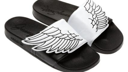 Las aladas chaclas de Adidas