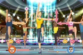 Has fitness con ExerBeat para Wii