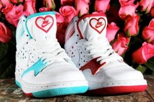 Nike lanza zapatilla para San Valentín 1