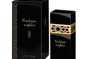 Perfume Arabian Nights de Jesús del Pozo 1