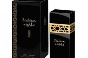Perfume Arabian Nights de Jesús del Pozo