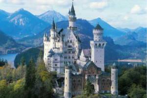 Ruta romántica en Alemania           1