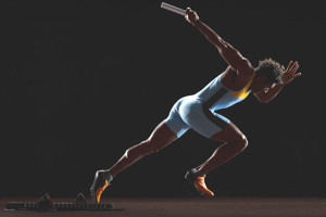 Los beneficios de correr 1