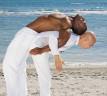 La práctica de la musculación entre dos