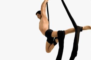 Fitness y ejercicios de trapecio 1