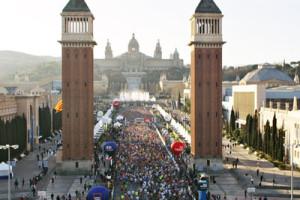 La Marató de Barcelona 1