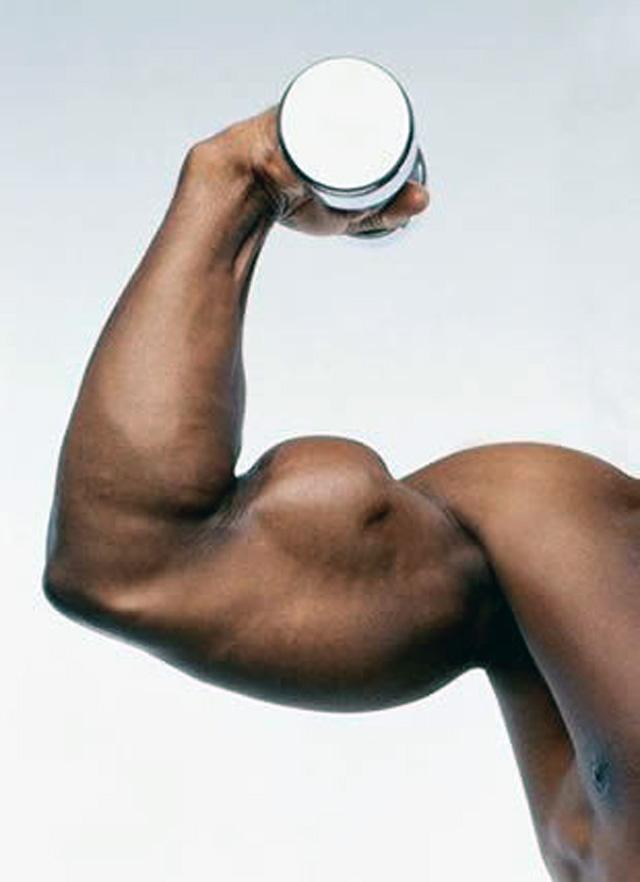 Entrenar los músculos para ganar salud