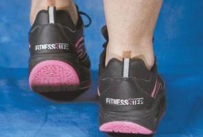 Los tenis Fitness Step y su publicidad engañosa 1