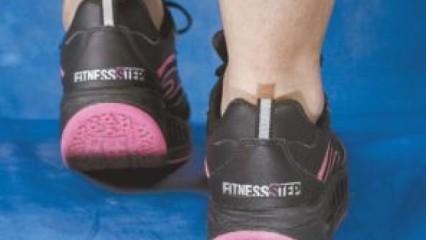 Los tenis Fitness Step y su publicidad engañosa