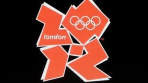 Idas y venidas con el logo de Londres 2012