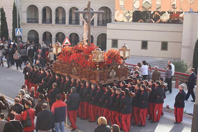 Semana Santa en Lorca
