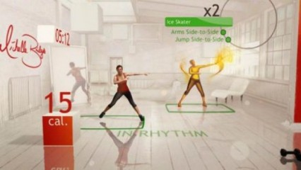 "Contenido de Ubisoft y Nivea para ""Your Shape, Fitness Evolved"""