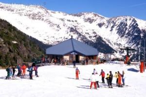 Deportes de invierno en verano 1