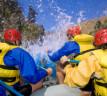 Bajar ríos a gran velocidad