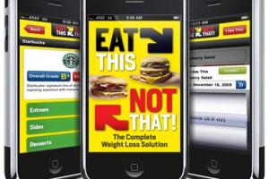 Aplicaciones del iPhone sobre alimentación 1