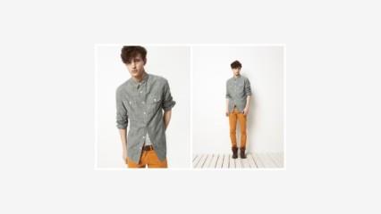 Los coloridos pantalones de Zara