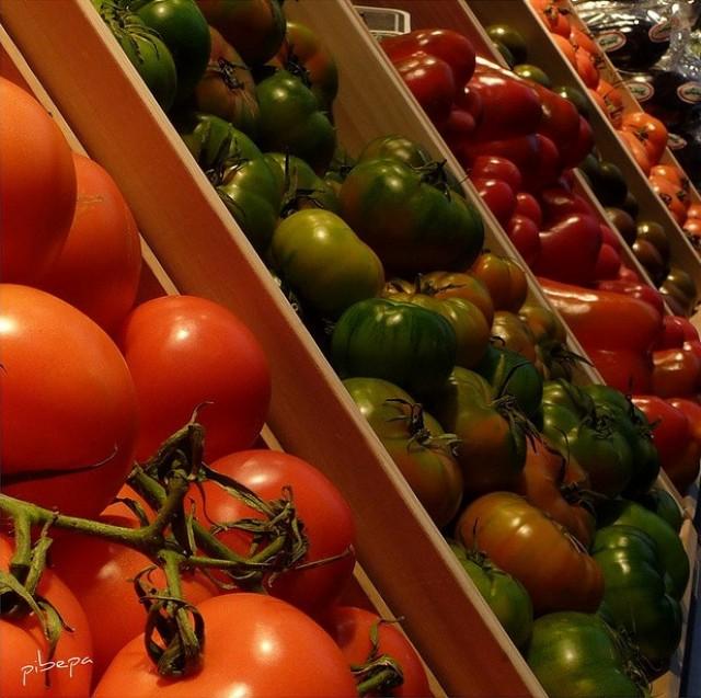 Amigarse con las verduras