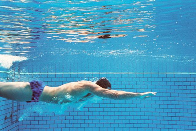El aquafitness, diversión y ejercicio
