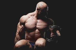 Método para favorecer el aumento de masa muscular 1