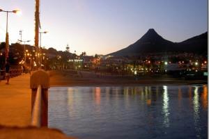 Islas Madeiras,  playa de Porto Santo 1
