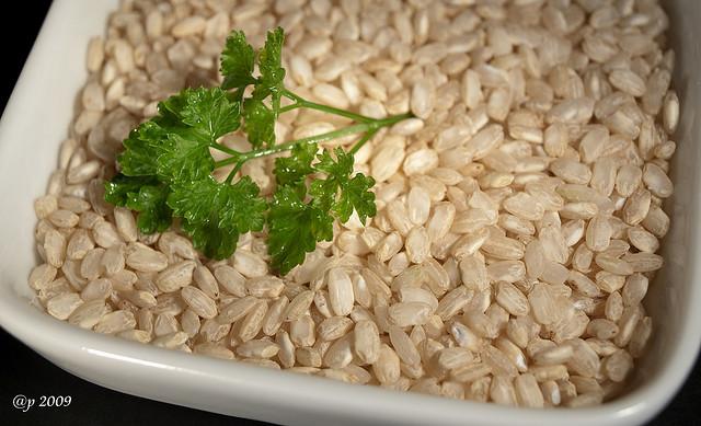El arroz integral y sus beneficios