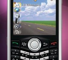Nueva BlackBerry Pearl para ciclistas 1