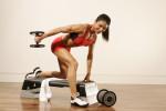 El gimnasio y el culturismo femenino