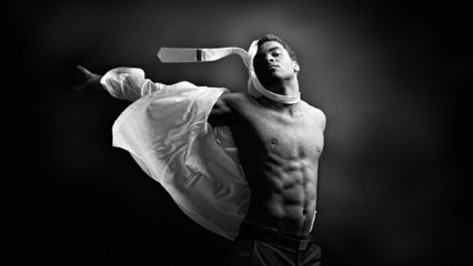 La higiene corporal masculina