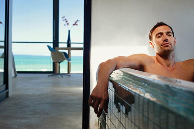 El arte del baño, fuente de bienestar