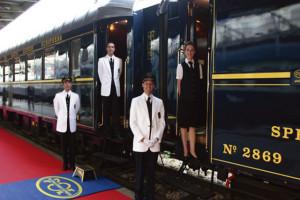 Viaje en el legendario Orient Express 1