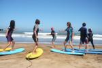 La armonía total Yoga y Surf