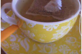 La dieta del té