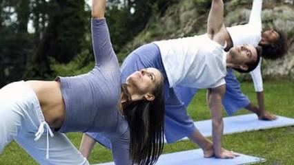 El yoga terapéutico