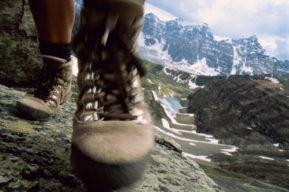 Un buen calzado en montaña durante el verano